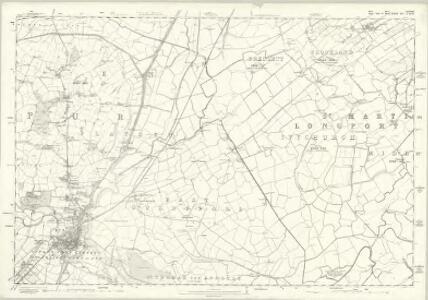 Kent LXXXIII - OS Six-Inch Map