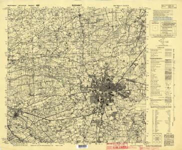 Germany 1:25,000, Bocholt