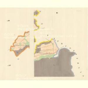 Brünles (Brey) - m0217-1-003 - Kaiserpflichtexemplar der Landkarten des stabilen Katasters