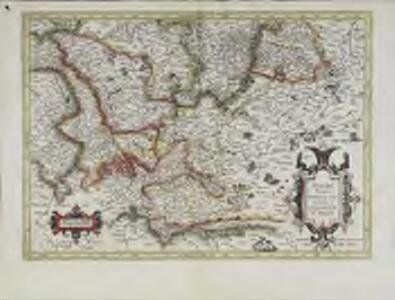 Berghe ducatus Marck comitatus et Coloniensis diœcesis