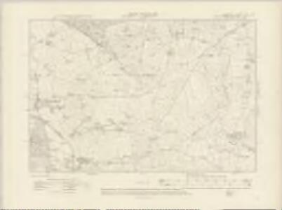 Cornwall LXX.NW - OS Six-Inch Map