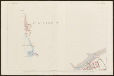 Devon CXXIII.7 (inset CXXIII.8 & CXXIII.12) (includes: Devonport; East Stonehouse; Plymouth) - 25 Inch Map