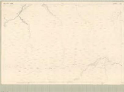 Ayr, Sheet LXVI.15 (Ballantrae) - OS 25 Inch map
