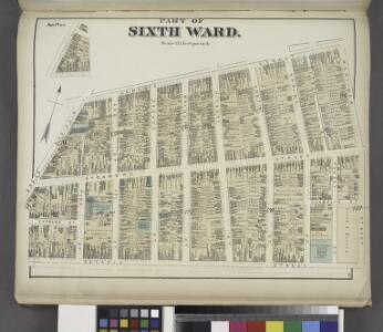 Part of Sixth Ward.