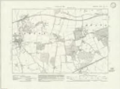 Hampshire & Isle of Wight XVII.SE - OS Six-Inch Map