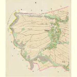 Dobrey (Dobreg) - c1175-1-002 - Kaiserpflichtexemplar der Landkarten des stabilen Katasters