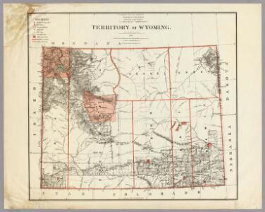 Territory Of Wyoming.