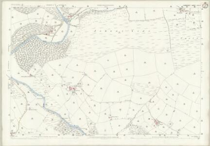 Somerset LVII.9 (includes: Dulverton; Withypool) - 25 Inch Map