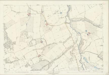 Worcestershire XIX.10 (includes: Kyre; Tenbury) - 25 Inch Map