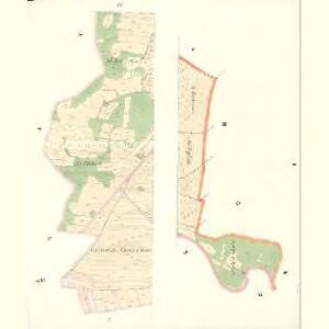 Wessely - c8515-1-001 - Kaiserpflichtexemplar der Landkarten des stabilen Katasters