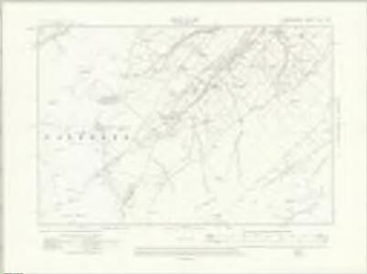 Denbighshire XVIII.NW - OS Six-Inch Map