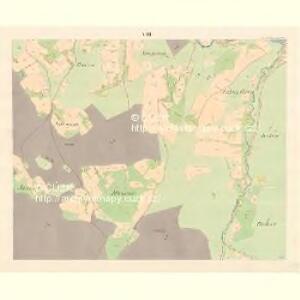 Gross Bistrzitz (Welky Bistrzice) - m3258-1-007 - Kaiserpflichtexemplar der Landkarten des stabilen Katasters