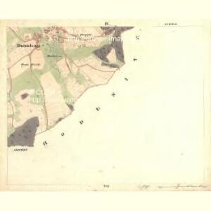 Pernlesdorf - c4854-1-004 - Kaiserpflichtexemplar der Landkarten des stabilen Katasters