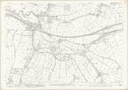 Derbyshire XL.6 (includes: Heage; Pentrich; Ripley; South Wingfield) - 25 Inch Map