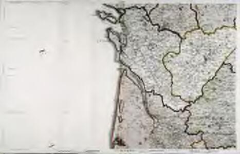 Carte de la France, no. 11
