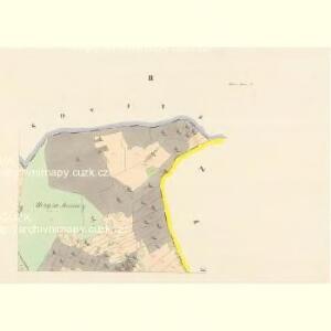 Chlum - c2531-1-002 - Kaiserpflichtexemplar der Landkarten des stabilen Katasters
