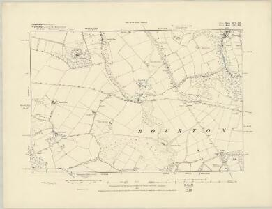 Gloucestershire XIV.SW - OS Six-Inch Map