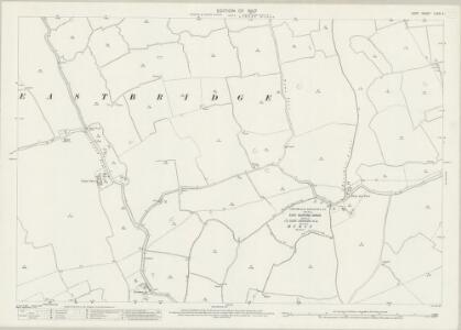 Kent LXXXI.4 (includes: Burmarsh) - 25 Inch Map