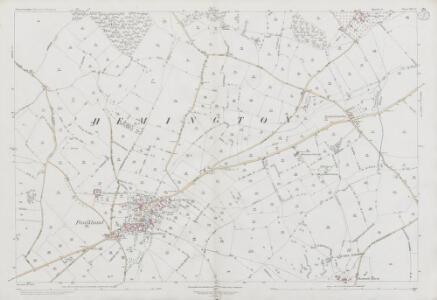 Somerset XXI.13 (includes: Hemington; Norton St Philip; Wellow) - 25 Inch Map