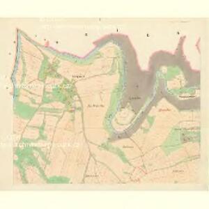 Komarzitz - c3302-1-001 - Kaiserpflichtexemplar der Landkarten des stabilen Katasters