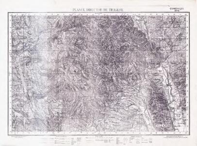 Lambert-Cholesky sheet 2549 (Comăneşti)