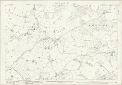 Kent LXII.10 (includes: Goudhurst; Marden) - 25 Inch Map