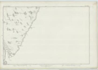 Argyllshire, Sheet XXXVII - OS 6 Inch map