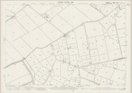 Norfolk XXXII.6 (includes: Central Wingland; Terrington St Clement; Walpole St Andrew) - 25 Inch Map