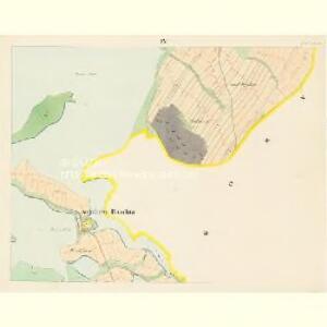 Gross Czekau - c0785-1-003 - Kaiserpflichtexemplar der Landkarten des stabilen Katasters