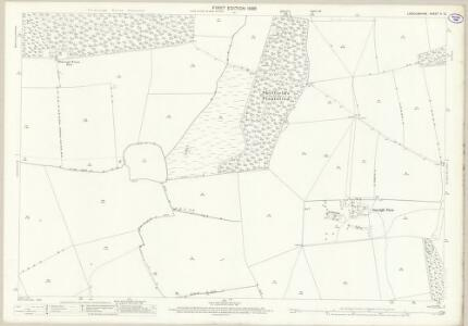 Lincolnshire X.12 (includes: Burton upon Stather; Flixborough; Roxby cum Risby; Scunthorpe) - 25 Inch Map