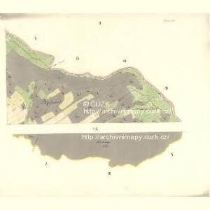 Rudelzau (Rudlawic) - m2640-1-002 - Kaiserpflichtexemplar der Landkarten des stabilen Katasters