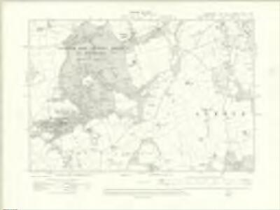 Yorkshire CXIX.SW - OS Six-Inch Map