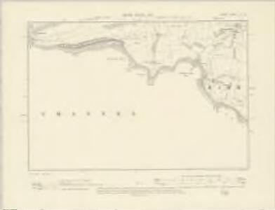 Dorset LV.SE - OS Six-Inch Map