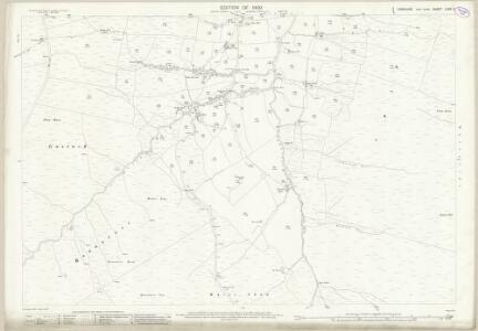 Yorkshire LXXX.6 (includes: Dent) - 25 Inch Map