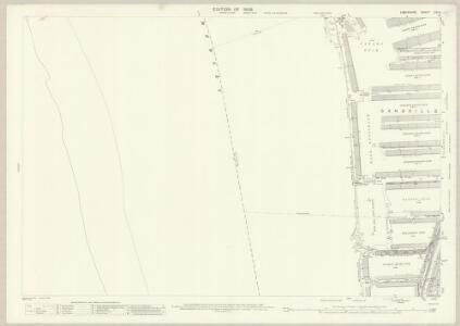 Lancashire CVI.5 (includes: Liverpool; Wallasey) - 25 Inch Map