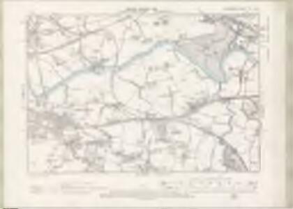 Lanarkshire Sheet XI.NW - OS 6 Inch map