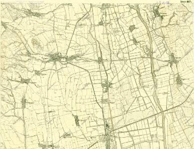 III. vojenské mapování 4567/2