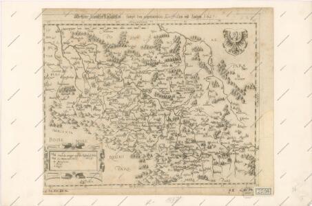 Abriss der Landschafft Schlesien, sampt den angrentzenden Königreichen und Landern