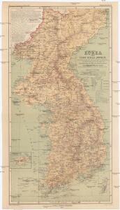 Korea oder Tscho-Sen der Japaner
