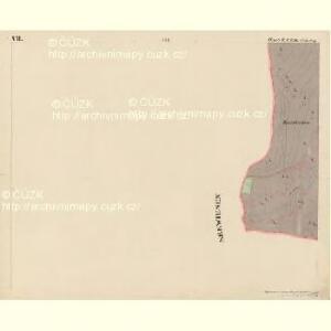 Haid - c9266-1-007 - Kaiserpflichtexemplar der Landkarten des stabilen Katasters
