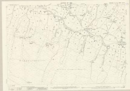 Yorkshire LXIV.6 (includes: Dent; Garsdale) - 25 Inch Map