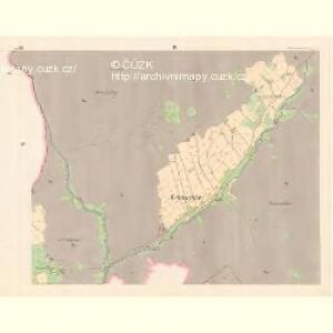 Klein Stiebnitz (Mala Stjbnice) - c9236-3-004 - Kaiserpflichtexemplar der Landkarten des stabilen Katasters