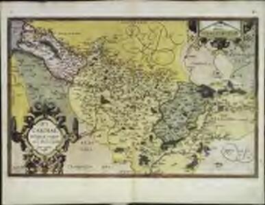 Picardiae, Belgicæ regionis descriptio