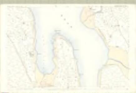 Inverness Skye, Sheet XVII.9 (Snizort) - OS 25 Inch map