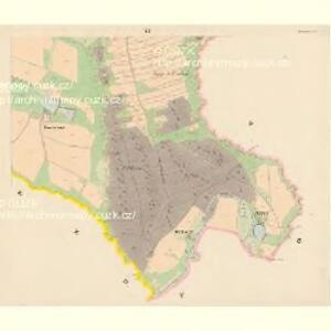 Radostitz - c6377-1-005 - Kaiserpflichtexemplar der Landkarten des stabilen Katasters