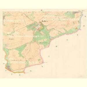 Todtnie - c7937-1-003 - Kaiserpflichtexemplar der Landkarten des stabilen Katasters