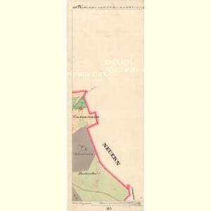 Glashütten - c6929-1-007 - Kaiserpflichtexemplar der Landkarten des stabilen Katasters