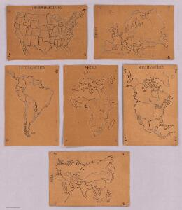 Stencils of the World.