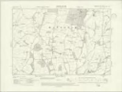 Westmorland XLIII.SE - OS Six-Inch Map