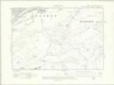 Sussex LXVI.NE - OS Six-Inch Map